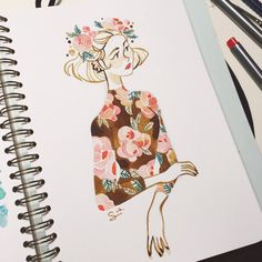 Sibylline's style is sO BEAUTIFUL
