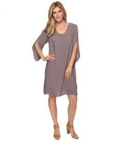 Fresh Produce Escape Dress (Grey Smoke) Women's Dress