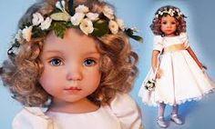 Resultado de imagem para little darling doll effner