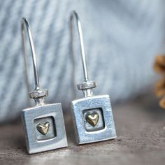 Giftes for women LED earrings Unusual Gifts For Her, Gold Earrings, Drop Earrings, Irish Design, Hand Thrown Pottery, Irish Jewelry, Heart Of Gold, Ireland, Arrow Necklace