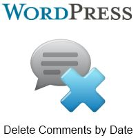 Delete WordPress Comments By Date