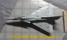 IAI Kfir Força Aérea Israelense FAI Escala 1/72