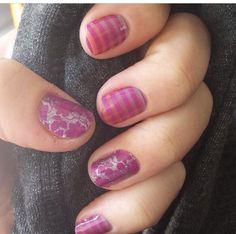 New Spring Jamberry nail wraps - Girl Talk and Its Complicated. Jamberry Consultant, Facebook Party, Jamberry Nail Wraps, Pedi, Nail Care, Cute Nails, Amy, Finger, Nail Designs