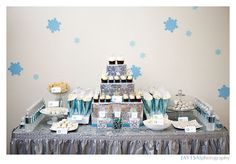 Wedding Dessert Table Ideas | No birthday is complete without Sprinkles cupcakes ! Did you know you ...