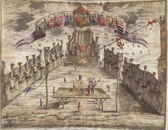 10. La Festa della Porchetta, secoli XVII-XVIII | Archivio di Stato di Bologna