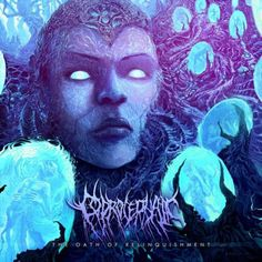 Coprocephalic - The Oath Of Relinquishment (2014), Slamming Brutal Death Metal