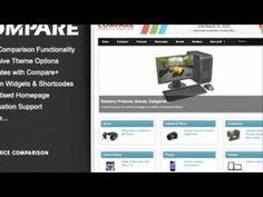 Compare - Price Comparison Theme for WordPress + Free Download