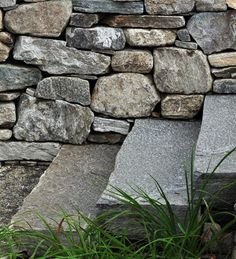 Garden Steps & Wall | Complimenting stone elements | Shepard Butler