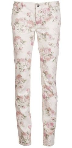 9353f8515871 21 Best Outfit Maker  Floral Jeans images in 2019