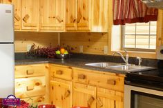 7 Beautiful Cabin Kitchens + Bonus Basement Bar - Wood-Tex Modular Cabins