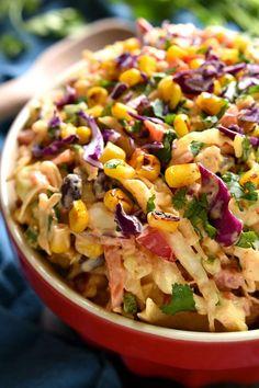 Summer Slaw Recipes for Potlucks, Cookouts | Brit + Co
