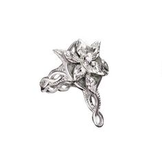 One of my favorite discoveries at HobbitShop.com: The Lord of the Rings Arwen Evenstar Ring