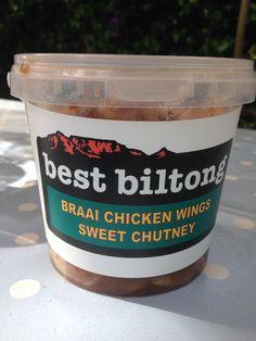 Chicken Braai wings