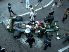 Lotus 80 (1979, Monaco) When Chapman designed the Lotus 80, he wanted to take…