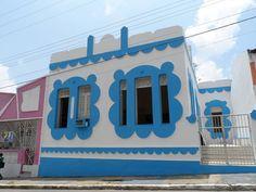 Architecture of Japaratuba