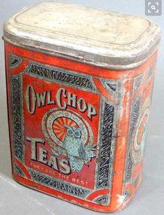 Owl Chop Teas