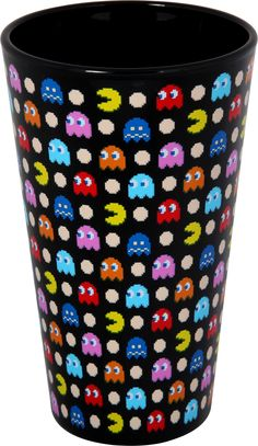 Pac-Man Glass Set