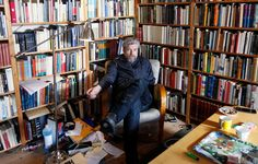 Karl Ove Knausgaard: 'Writing is a way of getting rid of shame'