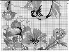 View album on Yandex. Cross Stitch Horse, Butterfly Cross Stitch, Cross Stitch Animals, Cross Stitch Charts, Counted Cross Stitch Patterns, Christmas Embroidery Patterns, Folk Embroidery, Cross Stitch Embroidery, Cross Stitch Pictures