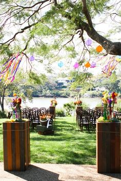 Toowong Rowing Club Brisbane riverfront wedding and reception venue. Set up by Amini Concepts