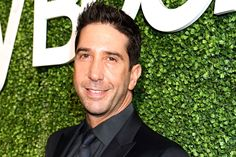 David Schwimmer launches anti-sexual harassment campaign