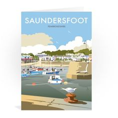 click to view Saundersfoot