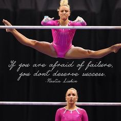 U.S. Gymnast Nastia Liukin