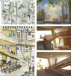 The acts of sketching and model-making traditionally provide architects with much of their inspiration at the outset of the creative process. However, some m...