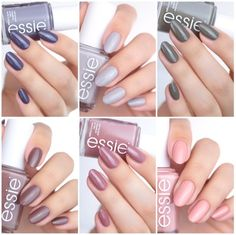 Essie Wild Nudes Kollektion Swatches und Review
