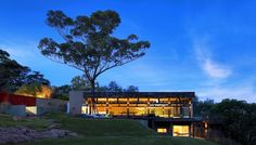 The Dalrymple Pavilion in South Africa designed by Silvio Rech and Lesley Carstens Architects and interiors