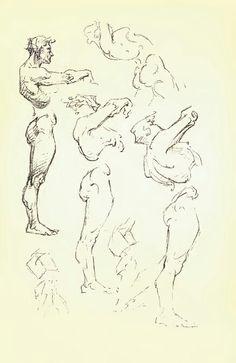 Bridgman torso 1