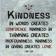 Kindness.....♡...:)