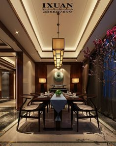 modern dining hall interior design in malaysia - Google Search ...