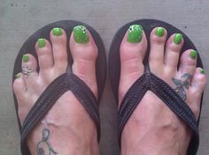 Toe Reading is about observing the shape, color, and condition of your toes. Notice the length of the 2nd toes. This woman was born to talk in a straight forward, direct manner. Notice the tip of the right 2nd toe.. this shape indicates she is holding back some of her words to people in world. She is thinking about saying something in the future but has not felt like it is the right time. To learn more visit http://thepointofbalance.com/ or  https://www.facebook.com/thepointofbalance?ref=hl