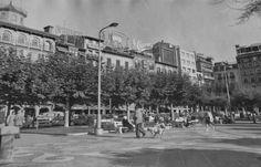 #Pamplona #Navarra. Plaza del Castillo.