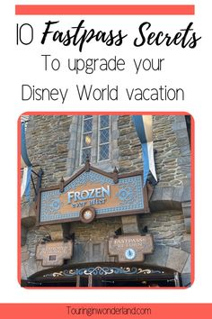 Fastpass tips and tricks for 2019 to use on your Disney world vacation. these fastpass secrets will help you with planning you Disney World trip, and help you make the most of your time at Disney World. Disney Vacation Planning, Disney World Planning, Disney World Vacation, Disney Cruise, Disney Vacations, Walt Disney World Rides, Disney Fast Pass, Disney Universal Studios, Disney World Tips And Tricks