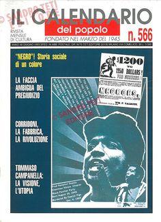 Il Calendario del Popolo n° 566, 1993