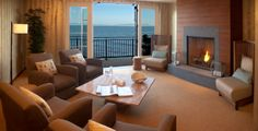 With breathtaking views and upgraded amenities, guests will be whisked away to their lavishly-appointed California oceanfront vacation rental just steps from our relaxing spa pool and The Spa Café where you'll enjoy complimentary all-day dining, poolside revitalization and access to The Spa's many amenities.