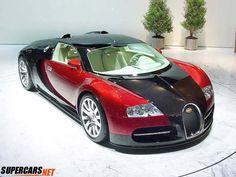 Bugatti Veyron. 2 million dollars of 250+ MPH brilliance