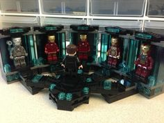 Lego: Redditor notmarctadeja's awesome Lego Iron Man Hall of Armors build is the next best thing to an official release from the toymaker. [The Brick Fan]