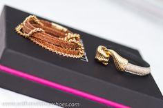 Nuevos Accesorios de Mar BCN: Collar y Pulseras de lino, cuero, piel de serpiente, fluor y tachuelas