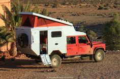 Land Rover Defender | Offroad Travel Mobile