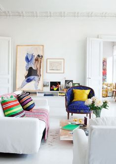put down the paintbrush 10 ways to add color without painting renters solutions skandinavien