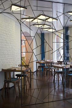 Lima Floral Restaurant, London by B3 Designers