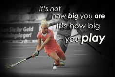 We all like to be inspired and sometimes motivational field hockey quotes can be just the thing we need, so I have put together a list of my favour Hockey Rules, Hockey Mom, Ice Hockey, Field Hockey Quotes, Sport Quotes, Sport Body, Sport Man, Stella Maris, Oufits Casual
