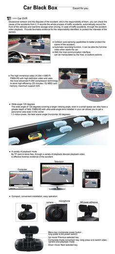 Car DVD Player DVR