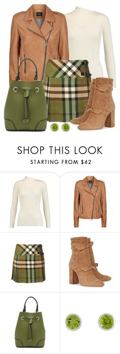 """""""Untitled #1602"""" by gallant81 ❤ liked on Polyvore featuring Theory, SET, Alexandre Birman, Furla and NOVICA"""