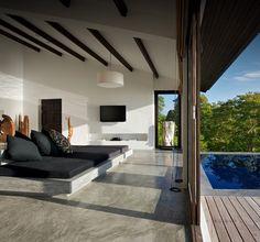 Casas del Sol is a small boutique resort consisting of five tropical luxurious villas.