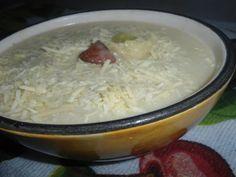 Receitas de Sopa creme de couve flor, tudo de gostoso, você só encontra aqui!