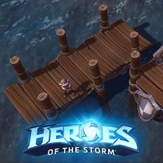 Some of the work I did for blackheart's bay on heroes plank kit to make bridges etc Heroes Of The Storm, Game Assets, Plank, Bridges, Artwork, Modeling, Environment, Games, Bulletin Boards